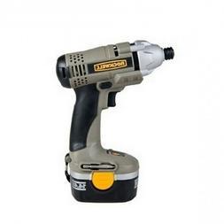 Rockwell Cordless RK2807K2 14.4 Volt 3/8 ComPack Drill / Dri