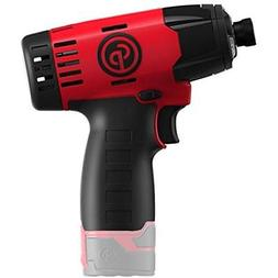 """Chicago Pneumatic CP8818 Cordless Impact Driver, 1/4"""", Red/B"""