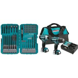 Makita CT226 12V Max CXT Lithium-Ion Cordless Combo Kit with