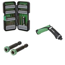 Metabo HPT DB3DL2 Cordless Screwdriver Kit w/ Hitachi 115293