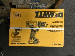 """Dewalt Dcd 710 S1 3/8""""  Drill/driver Kit New"""