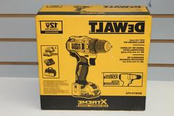DEWALT DCD701F2 XTREME 12V MAX Brushless 3/8 in. Cordless Dr