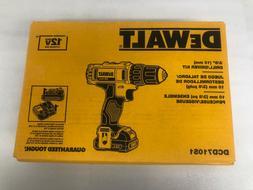 "DEWALT DCD710S1 12V Li-Ion 3/8"" Drill/Driver FREE SHIPPING"