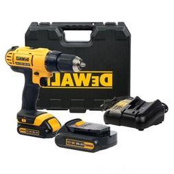 DEWALT DCD734C2 Cordless Driver Drill 14.4V 1.3AH LI-ION /22