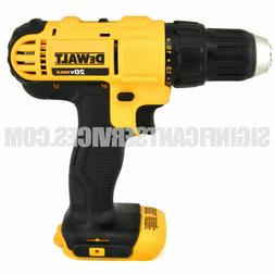 Dewalt DCD771 Compact Drill Driver DCD771B 20V MAX Cordless