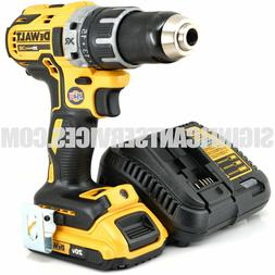 "DEWALT DCD791B 20V 20 Volt 2 Speed Brushless 1/2"" Lithium Io"