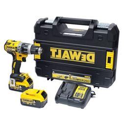 Dewalt DCD796M2 18V 4.0Ah Cordless Brushless Hammer Driver D