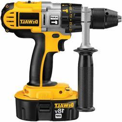 DEWALT DCD950KX 18-Volt XRP 1/2-Inch Drill/Driver/Hammerdril