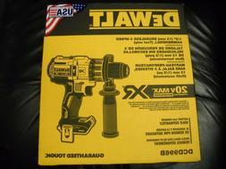 "DEWALT DCD996B Max XR 20V Li-Ion 1/2"" Cordless Brushless Ham"