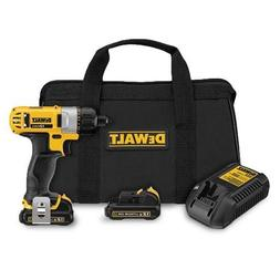 DEWALT DCF610S2R 12V MAX Cordless Lithium-Ion 1/4 in. Hex Ch