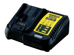 DEWALT DEWDCB115 DCB115 XR Multi-Voltage Charger 10.8-18V Li