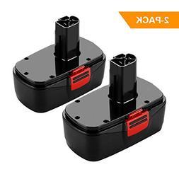 Eagglew Diehard 19.2 Volt for Craftsman C3 Battery 130279005