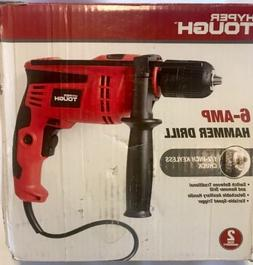 Hyper Tough DL1137 6.0 Amp Hammer Drill New