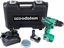 METABO HPT DS10DFL2 Lithium-Ion Cordless 3/8-Inch Keyless Ch