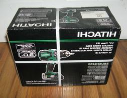 Hitachi DS18DBFL2S 18V Cordless Lithium Ion Brushless High T