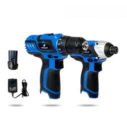 Electric Cordless Hand Drill + Electrica