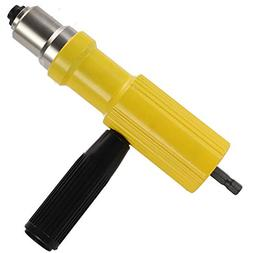 KKmoon Electric Rivet Nut Machine Riveting Tool Cordless Riv