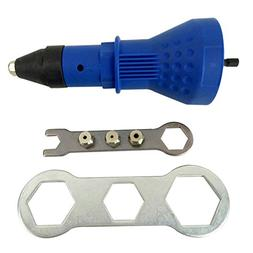 Electric Riveter Gun for Cordless Drill Riveting Nut Gun Too