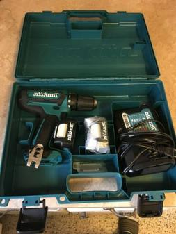 "Makita FD05 12V Max CXT 3/8"" Driver - Drill Kit"