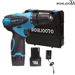 <font><b>12V</b></font> 1.3AH Electric Screwdriver 35N.m <fo