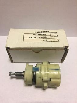 PANASONIC GEAR BOX DRIVER EY6431L1458 ie.. WEY6431L1456. EY6