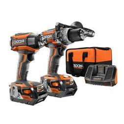 RIDGID GEN5X Brushless 18-Volt Compact Hammer Drill/Driver a