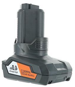 Ridgid R82059 Genuine OEM Hyper Lithium 4 Amp Hour 12 Volt B