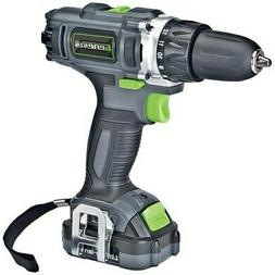 Genesis GLCD122P 12V Lithium-Ion 2-Gear Variable Speed Drill
