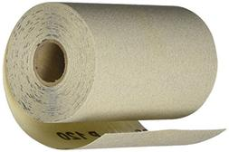 PORTER-CABLE 740001201 4 1/2-Inch by 10yd 120 Grit Adhesive-