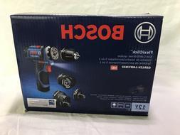 Bosch GSR12V140FCB 12V Max FlexiClick 5-In-1 Drill/Driver Sy