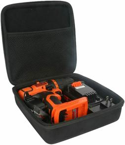 Hard Travel Case MAX Lithium Ion Cordless Drill Driver Power