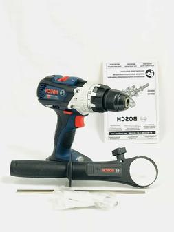 Bosch HDH183B Hammer Drill/Driver  18V EC Brushless Brute To
