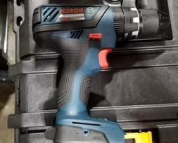 Bosch HDS181A 18v Cordless Hammer Drill Driver w/ belt clip