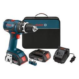 Bosch HDS182-02-RT 18-Volt 1/2-Inch Hammer Drill Driver Set
