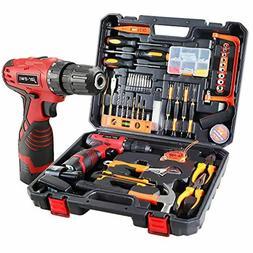 JAR-OWL Power Tools Combo Kit, 16.8V Cordless Drill Driver T