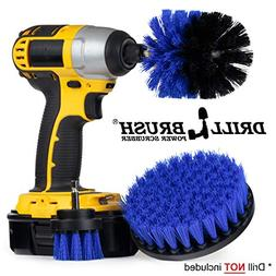 Kayak - Cleaning Supplies - Drill Brush - Boat Accessories -