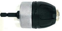 "3/8"" Keyless Drill Chuck Adaptor for Cordless Impact Driver"