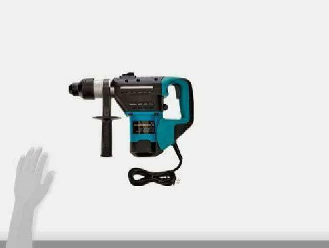 Hiltex SDS Rotary Drill | Includes Demolition Flat