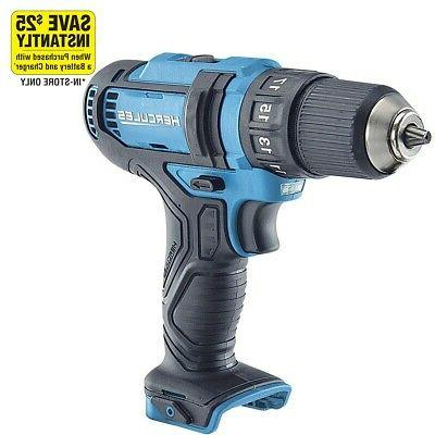 12 V Hercules Drill Chuck Compact Variable Only