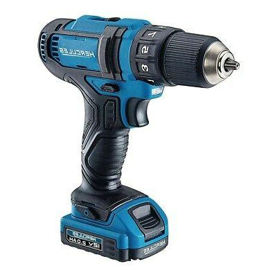 """12 V Drill Driver 3/8"""" Compact Variable Speed Tool Only"""