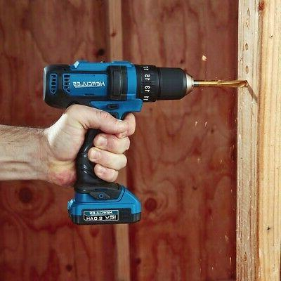 12 V Hercules Drill Compact Variable Speed Tool Only