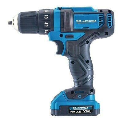 12 Drill Compact Only