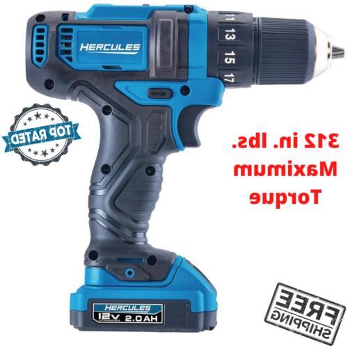 12 v cordless drill driver 3 8
