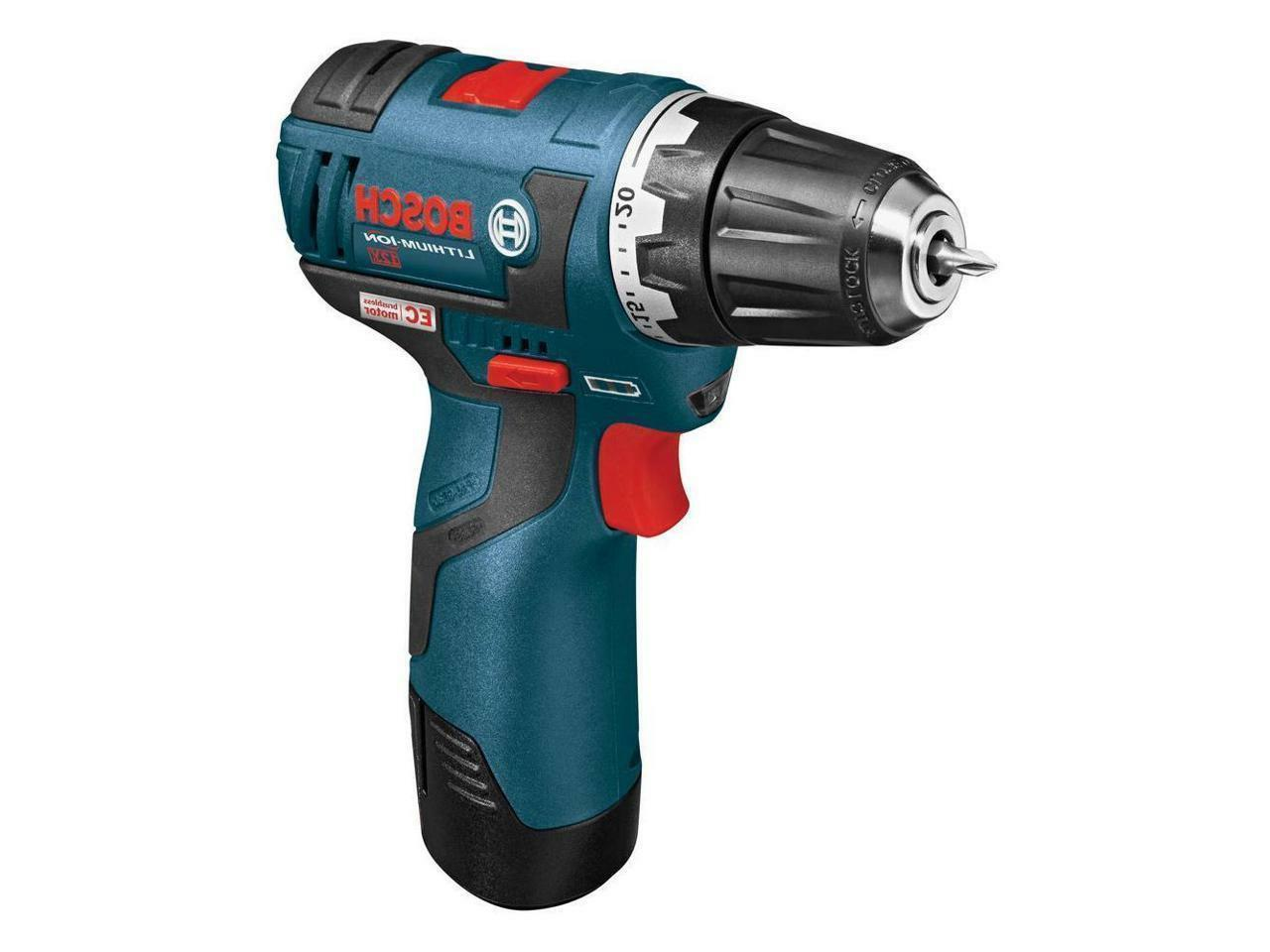 Bosch12 V Max Lithium-Ion in Brushless Drill 32-02