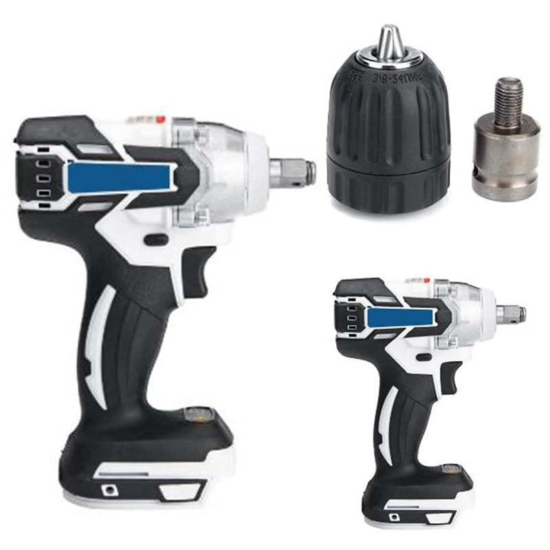 1280W <font><b>Cordless</b></font> <font><b>Drill</b></font> 19800mAH 240-520NM Adjustable more
