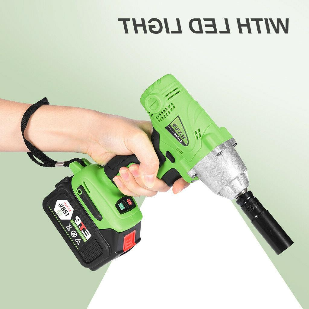 """128VF Wrench 1/2"""" Driver Drill Battery USA"""