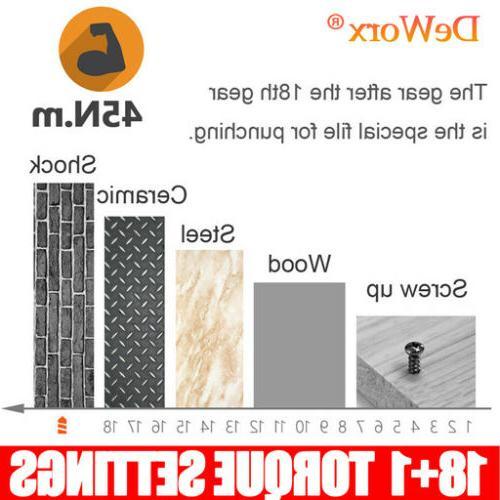 21V Spare Charg 29PC Kit DIY Tool Set