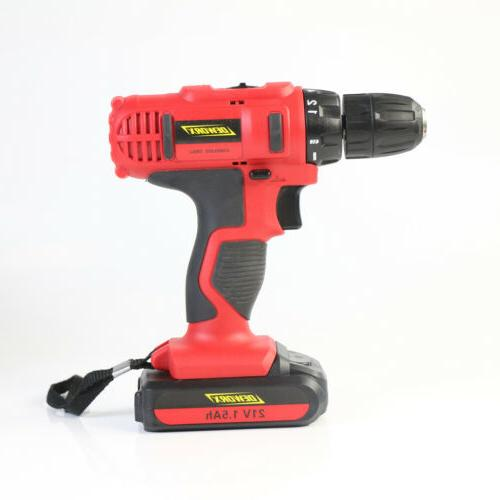 21V Lithium Drill Screwdriver Case
