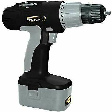 18 volt 3 8 cordless drill