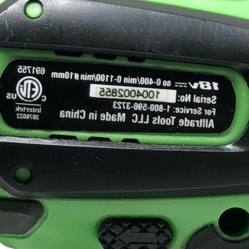 Kawasaki Drill Battery Case 691755